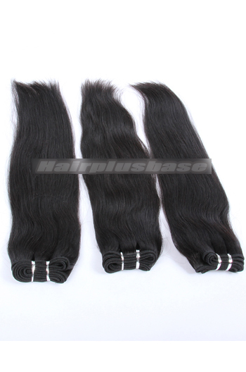 Brazilian Virgin Hair Weave Silky Straight 4ozs thick Hair 3 Bundles Deal